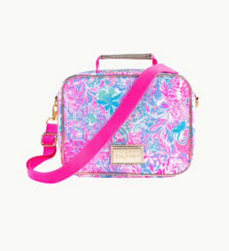 Lilly Pulitzer Insulated Lunch Box