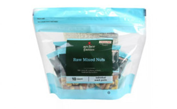 Raw Mixed Deluxe Nuts