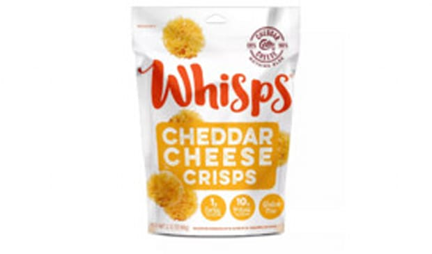Whisps Cheddar Cheese Crackers