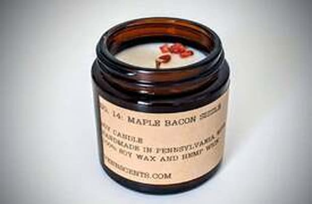 Maple Bacon Sizzle Soy Candle