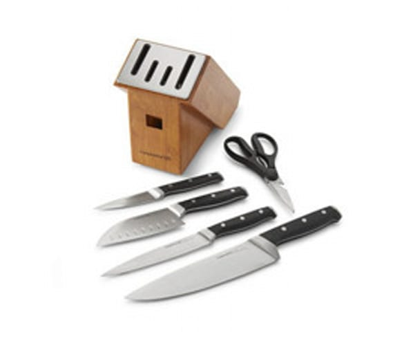Calphalon Classic Self-Sharpening 6-Piece Knife Block Set