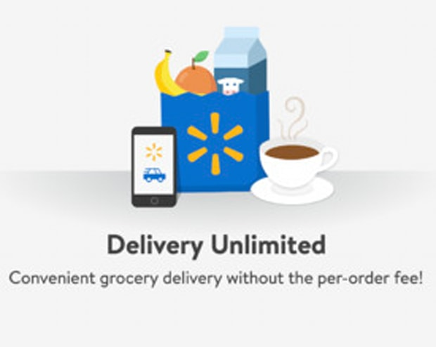 Walmart Delivery Unlimited membership
