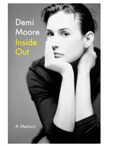 Demi Moore's memoir, Inside Out