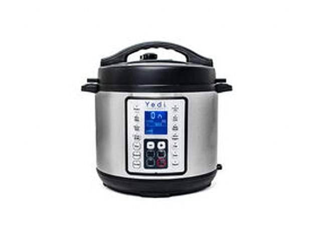 9-in-1 Total Package Instant Programmable Pressure Cooker