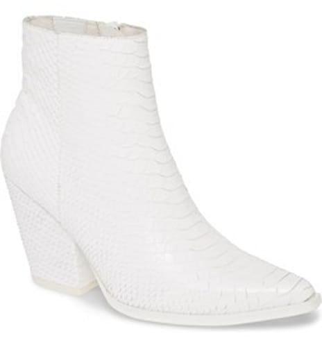 Jeffery Campbell, Elevated Bootie