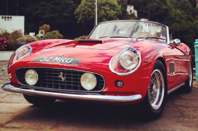 Quentin Willson Talks About The Future Of Classic Cars AOL Cars UK - Cool cars quentin