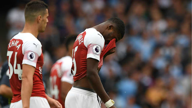 ae73223fb Maitland-Niles facing two months out with broken leg - AOL