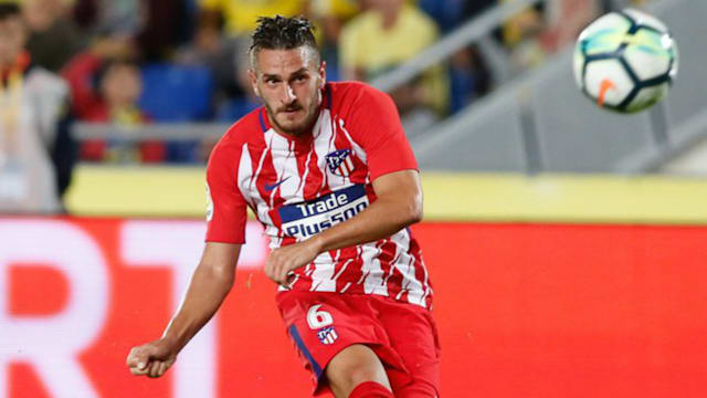 70d194cf9 Koke scored two stunning goals as Atletico Madrid overcame the absence of  Antoine Griezmann to romp to a 5-1 away win over Las Palmas in LaLiga.