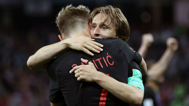 184fa18bc Both scored in Croatia s devastating 3-0 group-stage win over Argentina