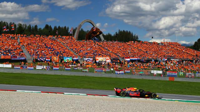 Image result for max verstappen fans