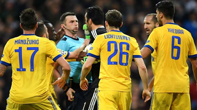 62d75140519 Buffon reaction to Real Madrid penalty 'understandable' - UEFA president