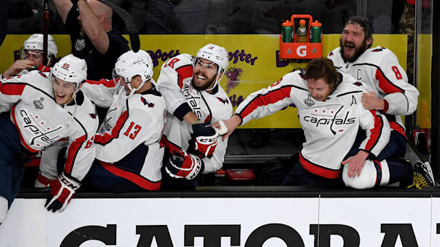 86fa7952516 Washington Capitals star Alexander Ovechkin is now an NHL Stanley Cup  Champion