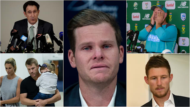 Image result for Australia's ball-tampering scandal