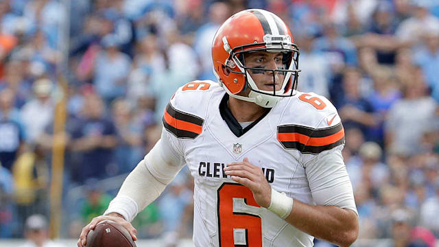 new style 3956f 0f713 Browns trade QB Cody Kessler to Jaguars - AOL