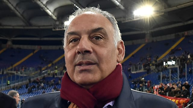 Roma President James Pallotta Has Mocked A UEFA Suspension That Sees Him Banned From The Dressing Room For European Matches Three Months