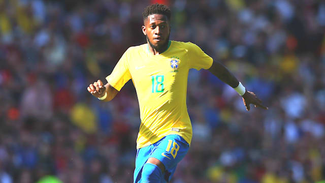 03f0fbb1a Brazil defender Marcelo believes team-mate Fred will recover from an ankle  injury in time for the World Cup after describing the issue as