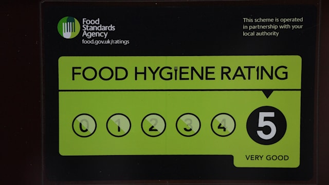 Government Food Hygiene Ratings