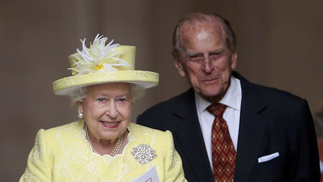 Platinum Coins Mark The Queen And Philip S 70th Wedding Anniversary