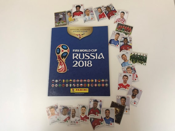Maths Expert Filling Panini World Cup Sticker Al Will Cost 774 On Average