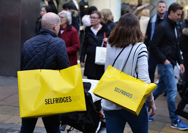 dcd6cec9711dc Selfridges reports record profits amid better-than-expected online growth