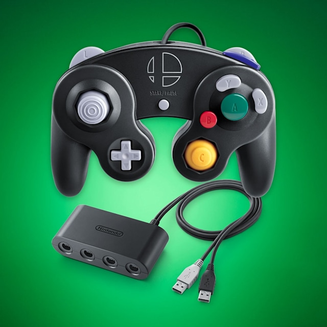 GameCube controller   adapter 5371f0a5c7