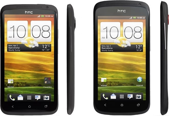 HTC 發表 One X 及 One S Android 4.0 手機,美國版分別由 AT&T 及 T-Mobile 發售