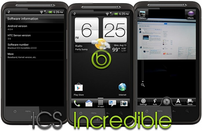 HTC Desire HD 迎来定制的 Android 4.0.4 ROM