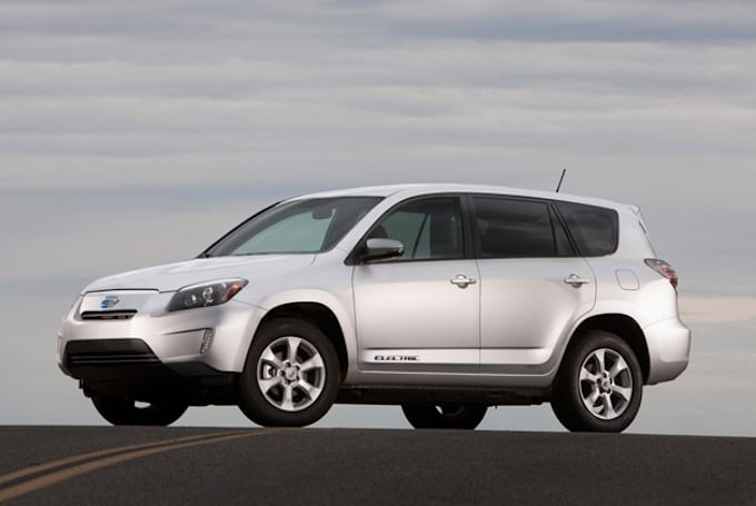 Toyota RAV4 EV priced up at $49,800, arriving in California 'late summer'