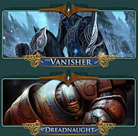 Two new warrior types for Warrior Epic