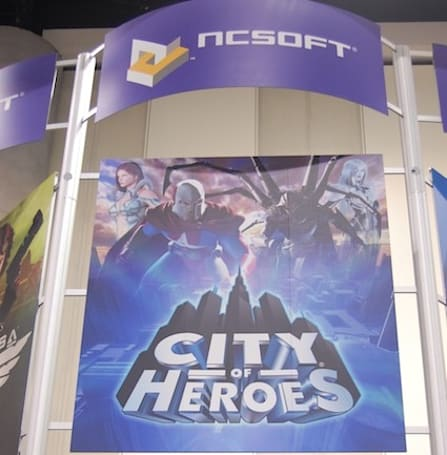 Contest: Win an exclusive City of Heroes in-game item from Comic-Con