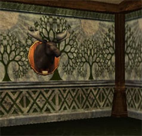 New wall textures for Lord of the Rings Online