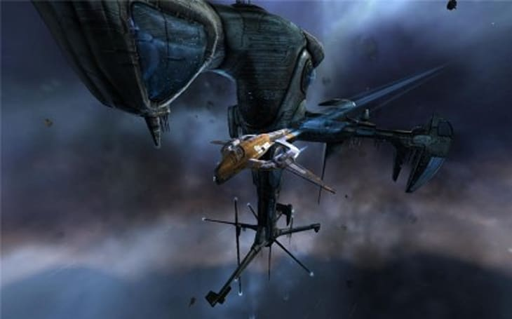 First details emerge about true exploration system in EVE Online