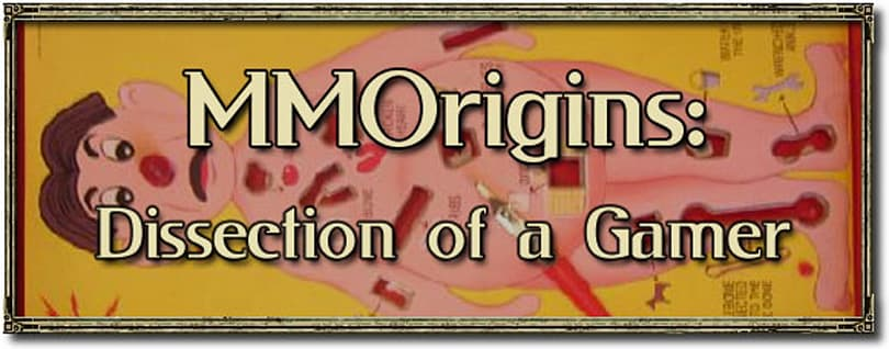 MMOrigins: Dissection of a gamer