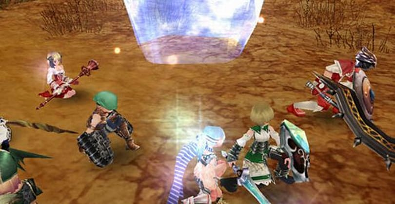 Gamepot Partners with Square-Enix for Fantasy Earth Zero