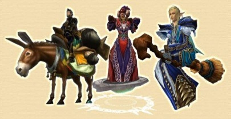 Runes of Magic rocks with Ruzio (and two other new mounts)