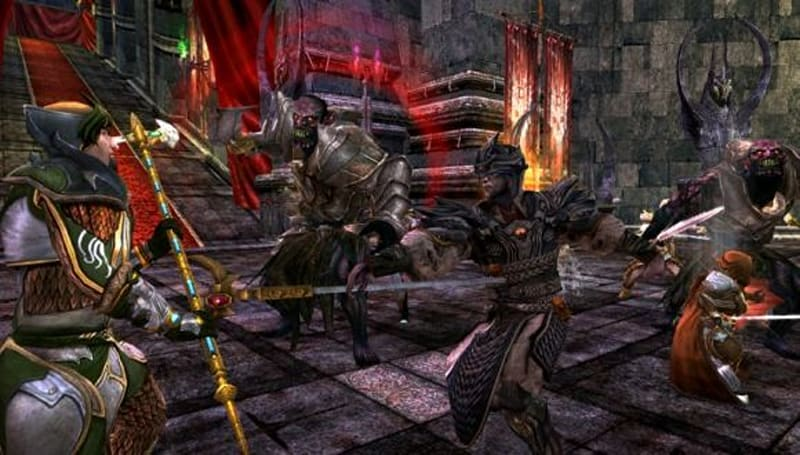 Newest LotRO dev diary explains instance scaling