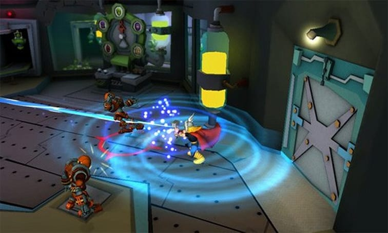 Super Hero Squad Online fires up closed beta