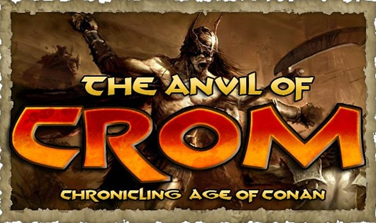 The Anvil of Crom: What's going on