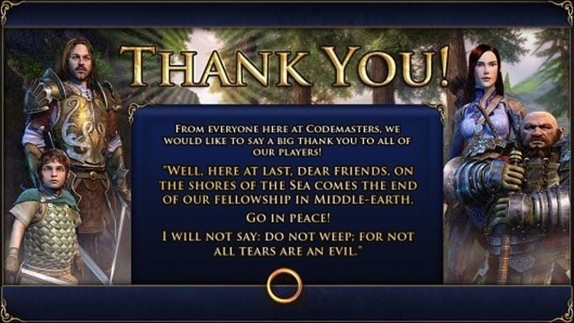 Moving day: LotRO EU players begin transfer to Turbine's global service