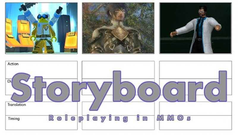 Storyboard: Making the most of the event