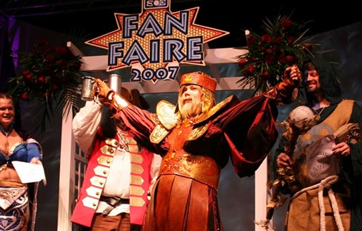 SOE's Fan Faire 2012 moving to the Fall