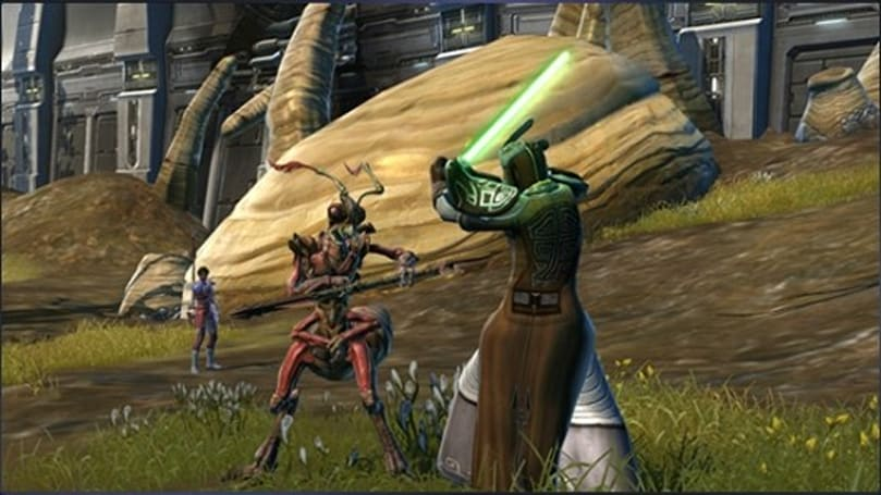 SWTOR's Daniel Erickson: 'The mix of anticipation and fear is huge'