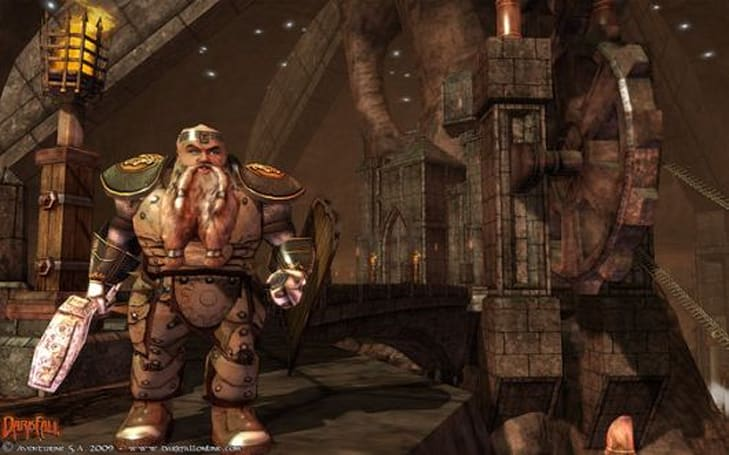 New Darkfall blog post addresses reactivation weekend, upcoming patch