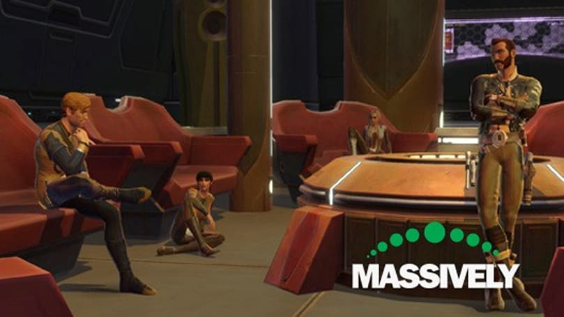 The Soapbox: Adding story to SWTOR