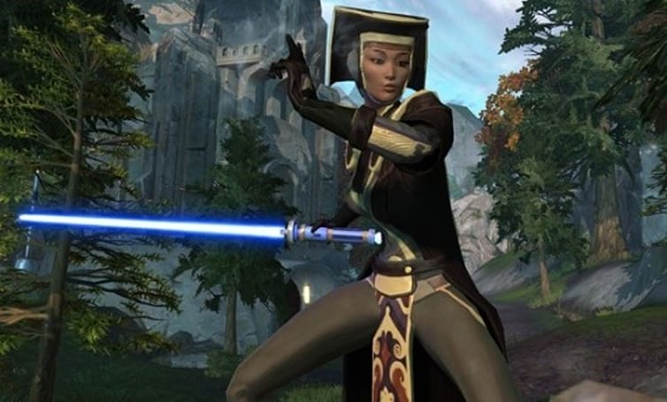 BioWare: 'Gray Jedi' playstyle in SWTOR will reap rewards