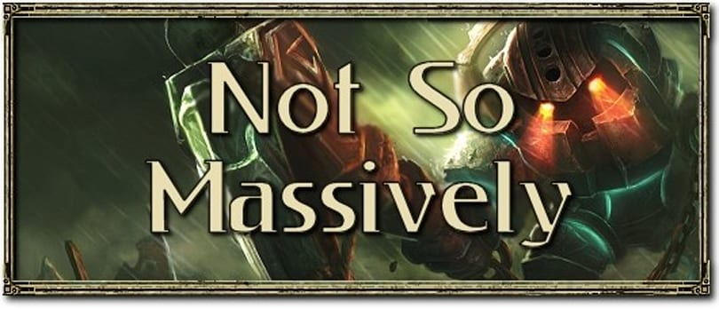 Not So Massively: MOBAs, shooters, and dungeon crawlers