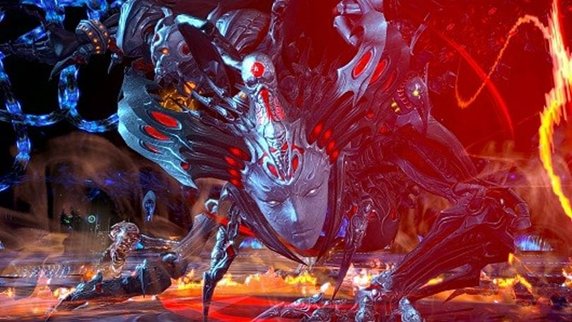 Argon Queen update bringing new raids, dungeons, and more to TERA