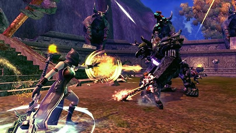 Massively Exclusive: RaiderZ boss fight video