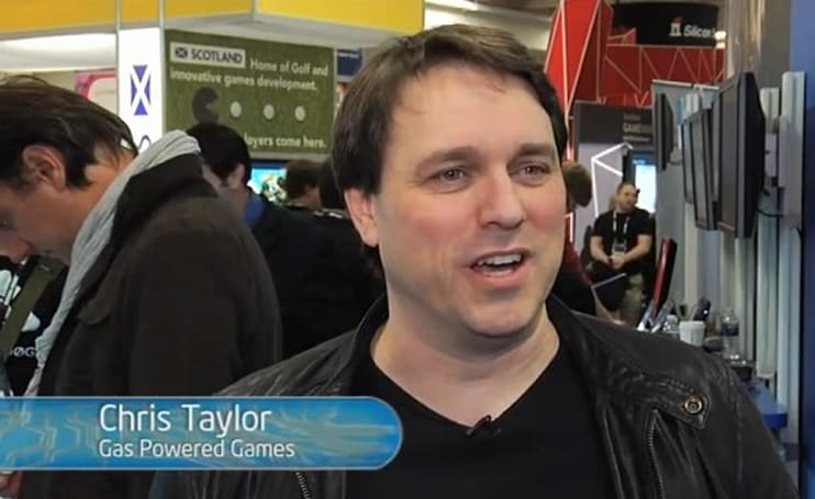 GDC 2013: Catching up with Gas Powered Games' Chris Taylor