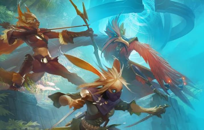 Fates Forever is MOBA enough for PC but made for a tablet